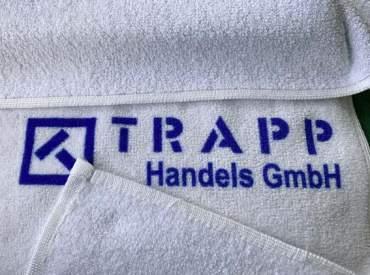 Kuscheliges Handtuch mit eigenem Druck – Foto-Handtuch