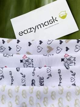 eazymask – HOCHZEIT Community-Maske (25er Set)