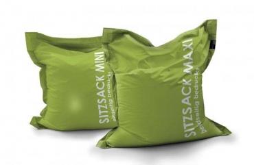 Sitzsack mit eigenem Design